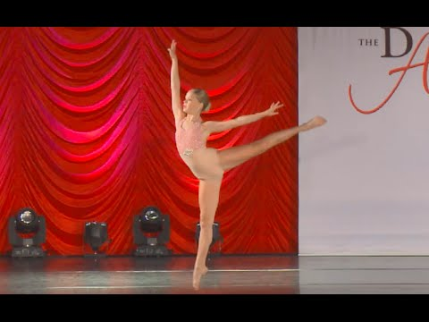 Sophie Simas - No Angel (Solo For Junior Best Dancer at The Dance Awards)