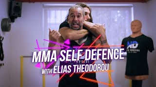 In this series Pro UFC fighter Elias Theodorou comes to share some ...