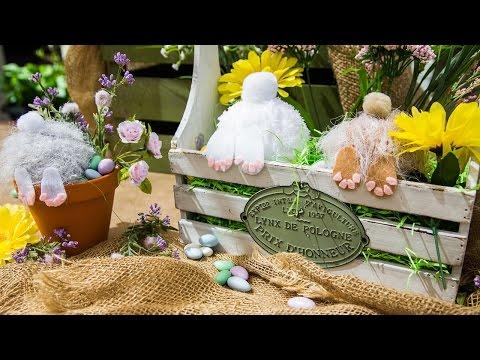 Tanya Memme's DIY Curious Bunny Pots