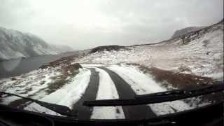 Wasdale, Cumbria - VW T25 Campervan - Road Trip  GoPro Imovie edit 720p