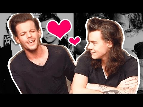 Moments That Made My Larrie Heart Happy AF ✧•* || Larry Stylinson (One Direction)