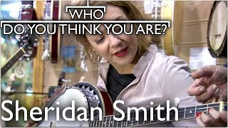 Actress Sheridan Smith Embraces Her Banjo Past | Who Do You Think You Are