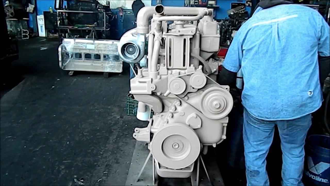 motor cummins big cam 3, 350hp