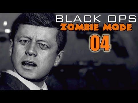 Call Of Duty Black Ops Zombie Mode #04 Five - Deutsch German