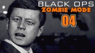 Call of Duty Black Ops Zombie Mode #04 Five - Deutsch German