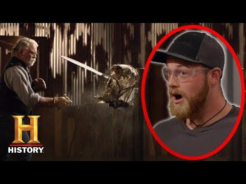 Forged in Fire: TOP 14 CATASTROPHIC WEAPON FAILURES   History