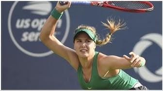 Tennis, US Open: Eugenie Bouchard glänzt und rückt in zweite Qualifikationsrunde vor