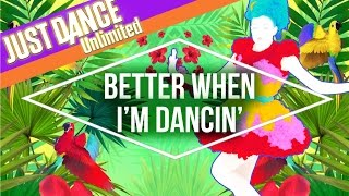 Michael Clifford-Better When I'm Dancing