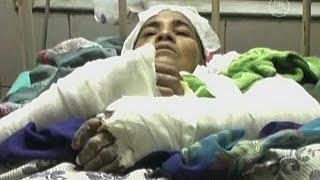 Индианка убила леопарда голыми руками (новости)