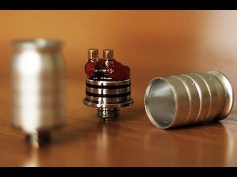 Smoktech Mini RDA Review & Cotton Micro Coil Tutorial