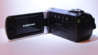 Samsung HMX-F90: Review and Test