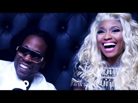 2 Chainz (Feat. Nicki Minaj) - I Luv Dem Strippers
