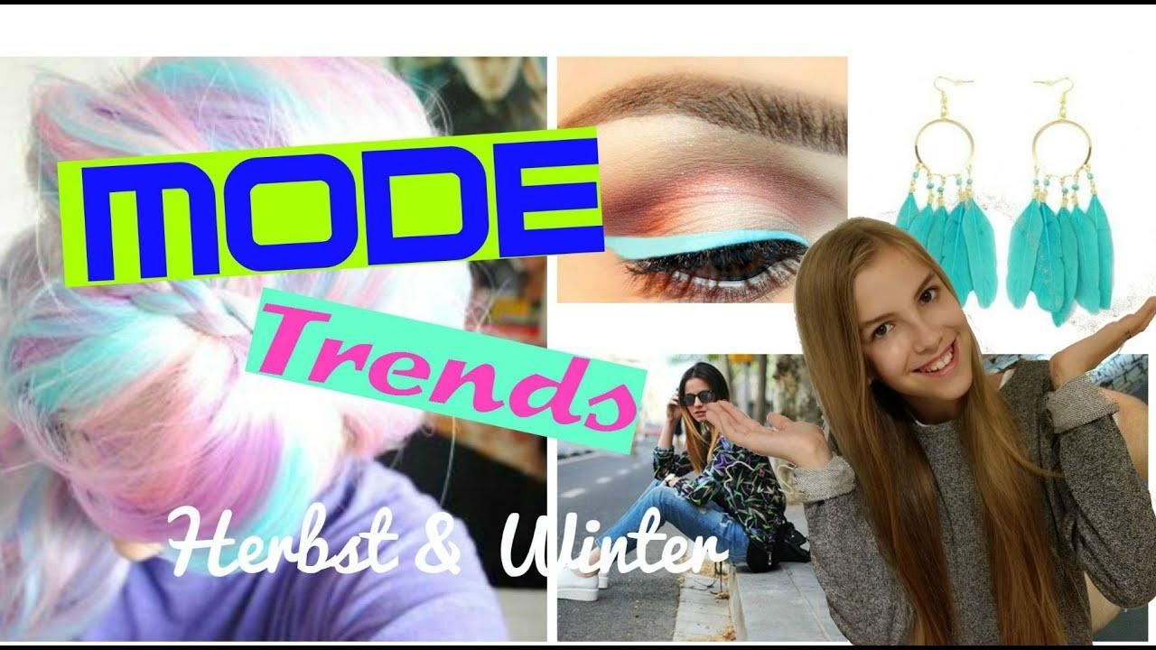 mode trends herbst winter 2015 2016 vanessas world youtube. Black Bedroom Furniture Sets. Home Design Ideas