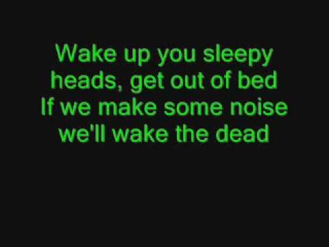 Family Force 5 - Wake The Dead (lyrics)
