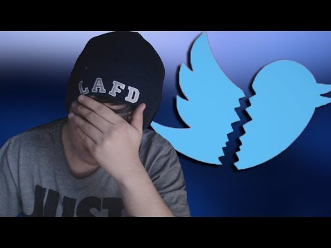 I GOT BANNED FROM TWITTER...