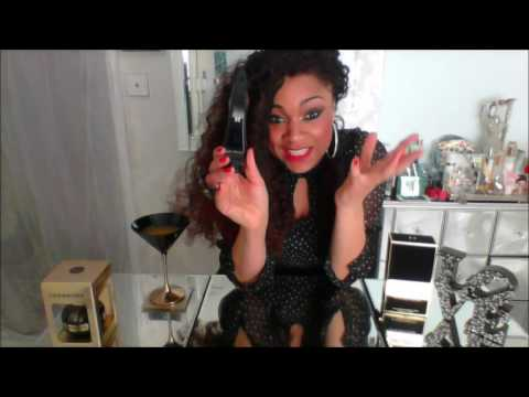 GOOD GIRL | CAROLINA HERRERA | PERFUME CLOSE UP @ 30:08