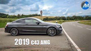 2019 Mercedes-AMG C43 (390hp) - DRIVE & SOUND!
