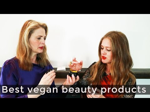 How to shop for women over 40 - vegan beauty
