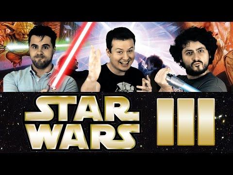 Trailer do filme Star Wars: episódio III - a vingança dos Sith