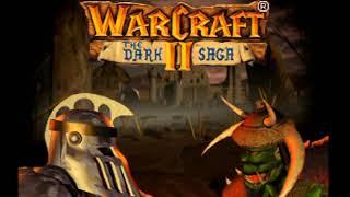 Warcraft 2: The Dark Saga Vga-Player try Ps1 Game YT 2020