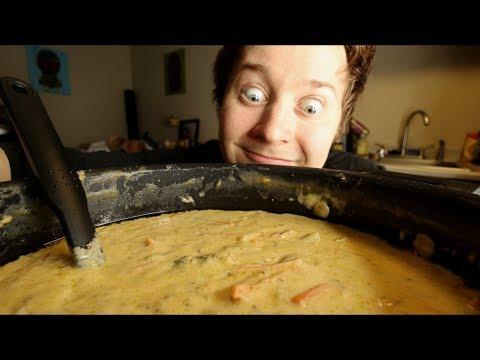How To Make Broccoli Cheddar Soup | Panera Bread Recipe | Professional Chef