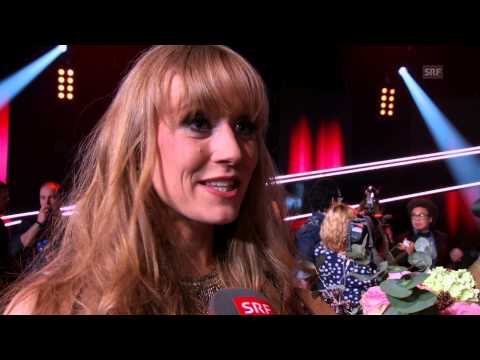 Interview mit Rahel Buchhold nach dem Finale - The Voice of Switzerland 2014