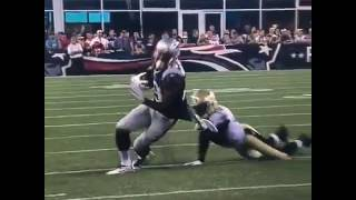 Patriots Rookie Malcolm Mitchell Suffers Gruesome Elbow Injury