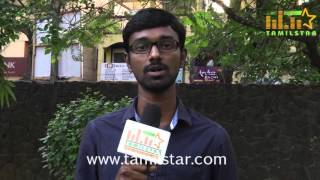 Sudharshan At Zero Movie Team Interview