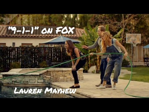 """Don't Get Electrocuted! Clip From """"9-1-1"""" Episode On FOX - Lauren Mayhew"""