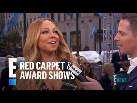 "Mariah Carey Talks New E! Docu-Series ""Mariah's World"" | E! Live from the Red Carpet"