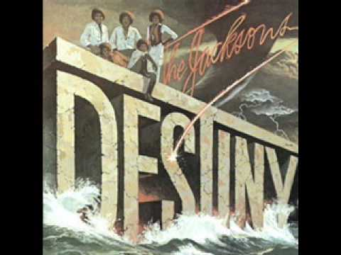 The Jacksons Push me away with lyrics
