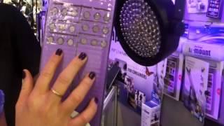 Kraft Music - On-Stage LSA7700P Lighting Stand Arms NAMM 2014