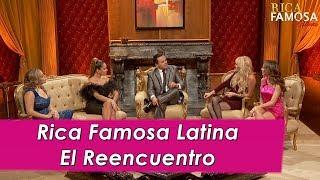 Rica Famosa Latina | Temporada 1|El Reencuentro