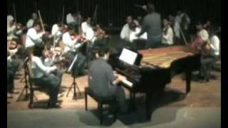 Piano duo - Indonesia Institute of The Arts Yoogyakarta - Music Department - ISI