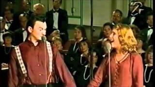 Helen Sjöholm & Anders Ekborg - Här har du mig igen (Ned ondertiteling)
