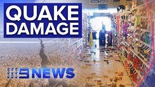 Strongest earthquake in years shakes Southern California   Nine News Australia