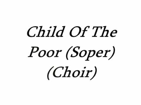 Child of The Poor (Soper)