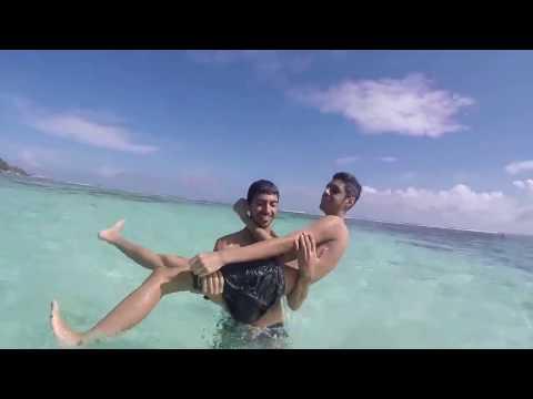 Seychelles Travel video GoPro HERO 4 / من أجمل جزر العالم