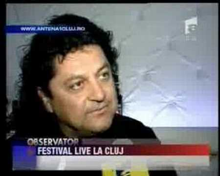 Antena1 TV - Jurnal, despre GBOB Romania 2007