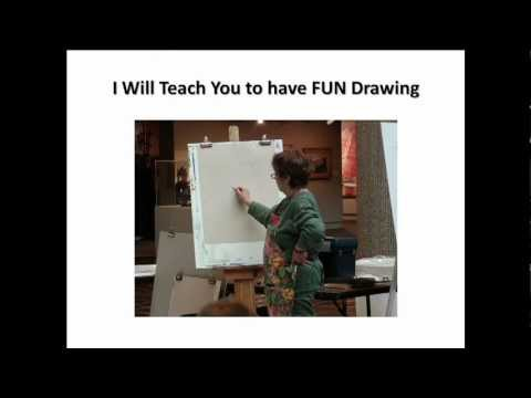Drawing Class  Free with artist Jackie Jacobson