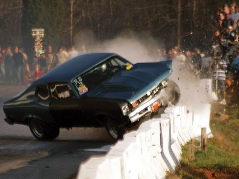Best Of Muscle Cars Crash And Fail Pure Sound Youtube