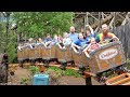 Whistle Punk Chaser (4K Off-Ride) Dollywood