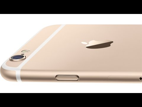 iphone 6 plus gold 128gb unboxing first look youtube. Black Bedroom Furniture Sets. Home Design Ideas