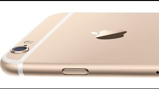 iPhone 6 Plus Gold 128GB Unboxing/First look
