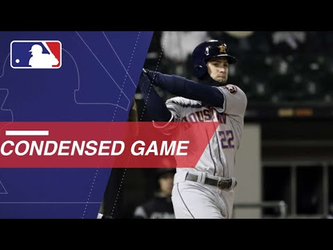 Condensed Game: HOU@CWS - 4/21/18