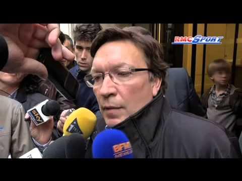 """Ligue 1 / Anton: """"M. Castro a reçu des menaces de mort"""" - 02/06"""