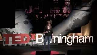 Educate Local: Victoria Hollis at TEDxBirmingham 2014