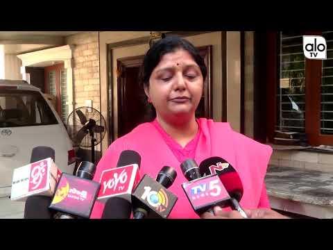 Actress Bhanupriya Response Over Case Filed Against Her   Celebrity News Updates   ALO TV Telugu