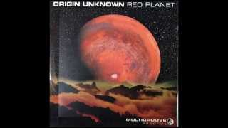 ORIGIN UNKNOWN - RED PLANET (Legal Mix)