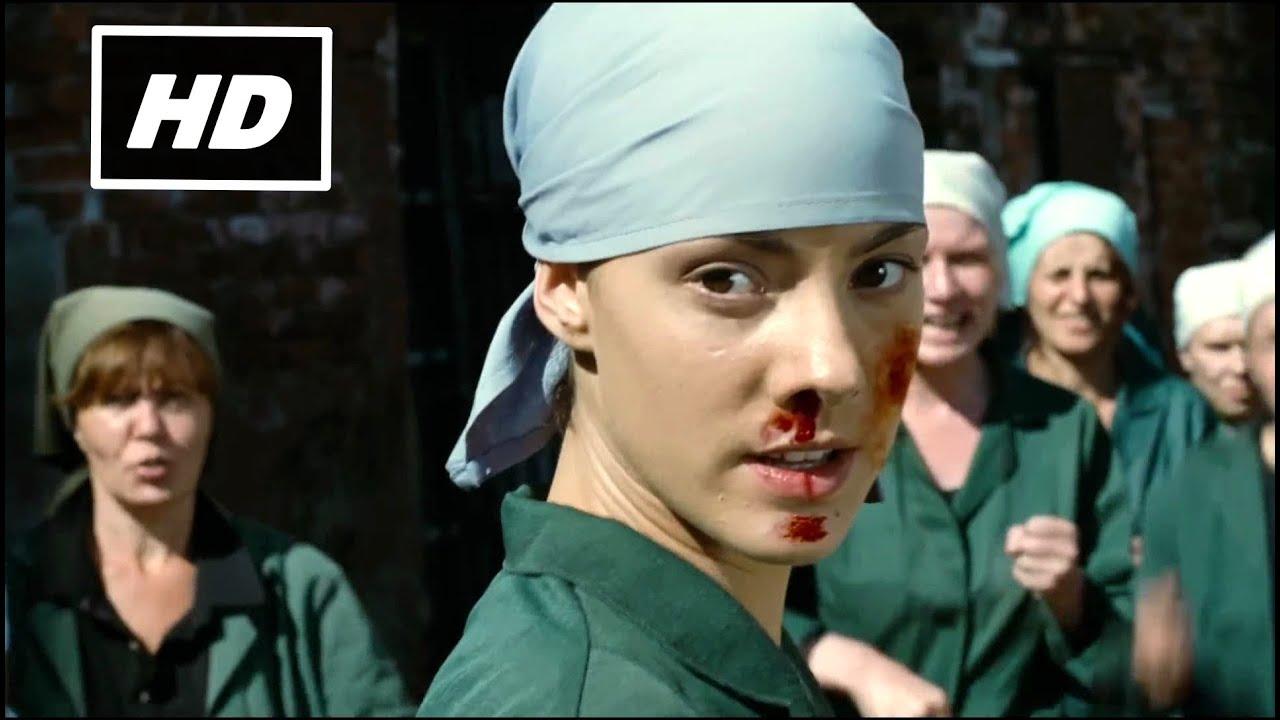 Download Newcomar vs Prison Lord (Best Prison Fight) Assassin`s Run Movie Clip HD